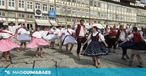 Fest' In Folk: este ano, o mundo dança em Guimarães através das redes sociais