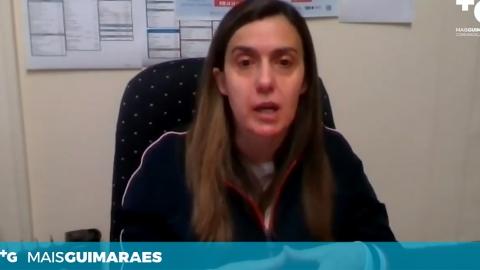 """Paula Oliveira, vereadora da Ação Social: """"A solidariedade é algo que o espírito vimaranense já nos habitou"""""""