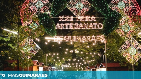 Covid-19: Feira de Artesanato de Guimarães adiada para 2021