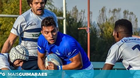 """Rugby: """"Os homens de valor e fibra"""" do GRUFC só regressam na próxima temporada"""
