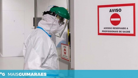 Covid-19: Guimarães com mais um caso confirmado
