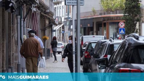 Covid-19: mais três infetados em Guimarães