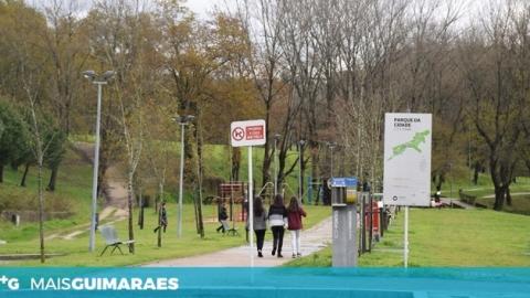 Parques de lazer reabrem esta segunda-feira