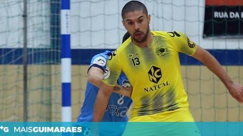 Futsal: Paulinho Roxo reforça Candoso