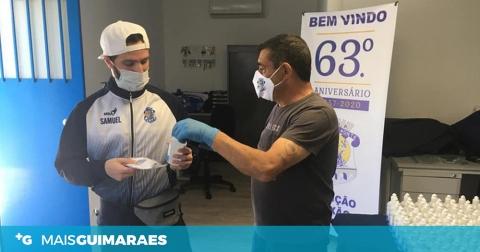 Clube Desportivo de Ponte oferece kit de proteção aos associados