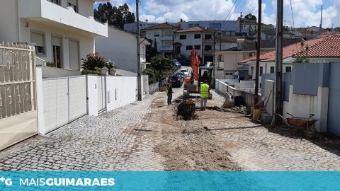 UF de Candoso São Tiago e Mascotelos: Vimágua estende rede de sanemaneto